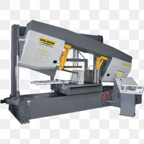 Band Saws Machine Cutting Cold Saw PNG
