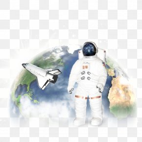 Free Space Astronaut Pull Material - United States Astronaut Hall Of Fame Spacecraft Outer Space PNG