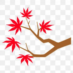 Plant Tree - Red Leaf Tree Plant PNG