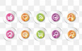 Web Design - Responsive Web Design Vector Graphics Website PNG