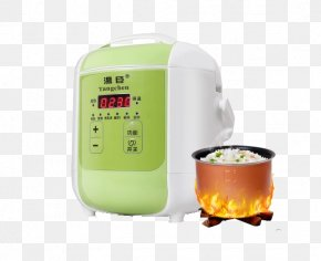 Smart Mini Rice Cooker - Rice Cooker Kitchen Home Appliance PNG