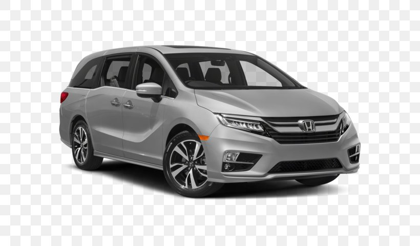 Car Minivan 2018 Honda Odyssey Ex L
