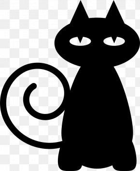 Cat - Cat Food Felidae Black Cat PNG