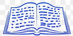 Open Book - Election Book Electoral Symbol Clip Art PNG