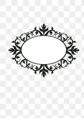 Frame Cliparts - Borders And Frames Art Nouveau Ornament Picture Frames Clip Art PNG
