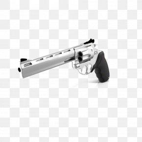 Taurus Raging Bull Pistol - Revolver Taurus Raging Bull PNG