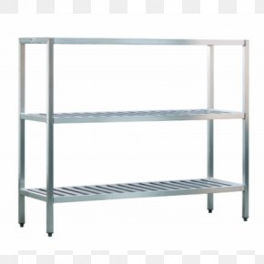Table - Table Shelf Furniture Bookcase Chair PNG