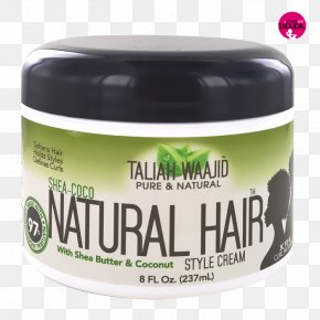 Hair - Taliah Waajid Shea-Coco Style Cream Hair Styling Products Hair Care Afro-textured Hair PNG