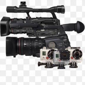 Camera Operator - Video Cameras Camera Lens Canon XH A1S Zoom Lens PNG