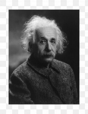 Einstein - Albert Einstein Thought Scientist Astronomer No Problem Can Be Solved From The Same Level Of Consciousness That Created It. PNG