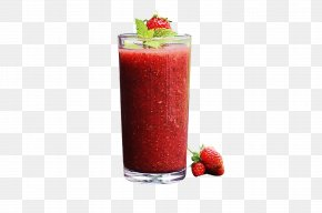 Caipiroska Strawberries - Tomato Cartoon PNG
