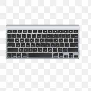 Black Keyboard - MacBook Pro 15.4 Inch MacBook Air Computer Keyboard PNG