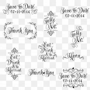 Save The Date - Wedding Invitation Save The Date Paper Clip Art PNG