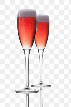 Champagne - Champagne Kir Royale Wine Cocktail PNG
