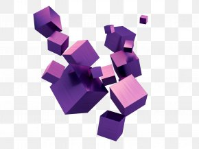 Cube - Cube Three-dimensional Space 3D Computer Graphics PNG