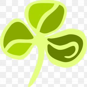Saint Patrick's Day - Gulfshore Playhouse Saint Patrick's Day Four-leaf Clover Shamrock PNG