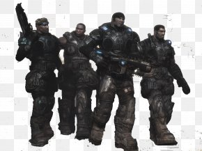 Gears Of War - Gears Of War 3 Gears Of War 2 Gears Of War: Ultimate Edition Xbox 360 PNG
