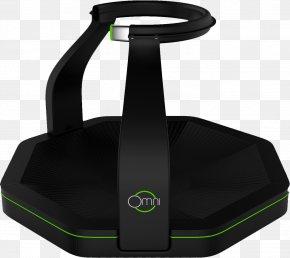Oculus Rift Virtuix Omni Virtual Reality Omnidirectional Treadmill Loading Human PNG
