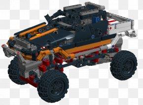 Car - Car Lego Technic Off-road Vehicle LEGO Digital Designer PNG