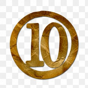 Number 10 - Number Binary File PNG