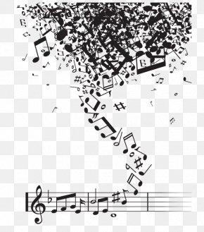 Musical Note - Musical Note Musical Notation PNG