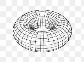 Vortex - Torus Shape Of The Universe Topology Geometry PNG