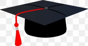 Cap - Square Academic Cap Graduation Ceremony Clip Art PNG