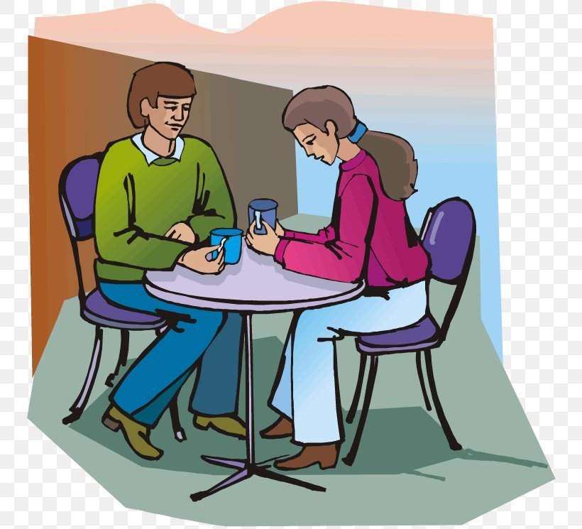 Communication Interpersonal Relationship Feeling Clip Art, PNG, 750x745px, Communication, Cartoon, Chair, Conversation, Dating Download Free