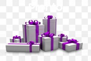 Gift - Gift Christmas Box Santa Claus Paper PNG