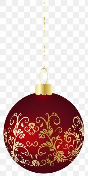 Christmas Ball Transparent - Christmas Ornament Christmas Decoration Ball PNG
