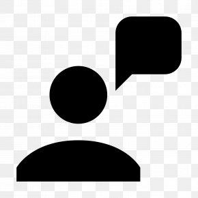 Talk - Person Conversation Symbol PNG