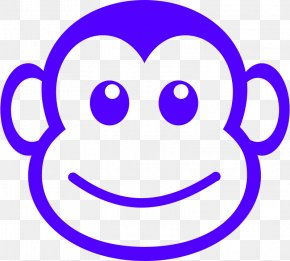 Funny Animal Clipart - Monkey Japanese Macaque Clip Art PNG