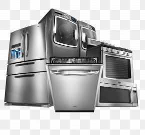 Download Home Appliances Latest Version 2018 - Home Appliance Washing Machines Refrigerator Cooking Ranges Kitchen PNG