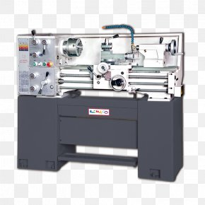 Metal Lathe Computer Numerical Control Machine PNG