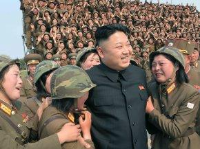 Kim Jong-un - Pyongyang Lee Hyeon-seo South Korea United States Rodong Sinmun PNG