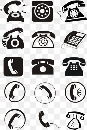Phone Icon - Telephone Icon Design Download Icon PNG