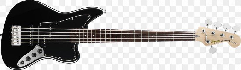 Fender Jaguar Bass Fender Precision Bass Bass Guitar Squier String Instruments, PNG, 2400x705px, Watercolor, Cartoon, Flower, Frame, Heart Download Free