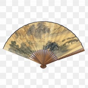 Fan - History Of China Chinese Hand Fan Invention PNG