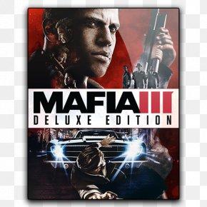 Mafia Ii - Mafia III Amazon.com Xbox 360 Xbox One PNG