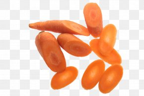 Carrot Section - Baby Carrot Food Vegetable Eating PNG