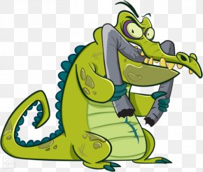 Free Green Alligator Clip To Pull The Pipe - Wheres My Water? 2 Dr. Facilier Wikia PNG
