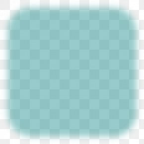 Square - Light Teal Blue Turquoise Clip Art PNG