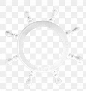 White Wood,Steering Wheel - Ships Wheel Steering Wheel PNG