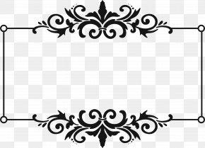 Visual Arts Rectangle - Text Ornament Font Rectangle Visual Arts PNG