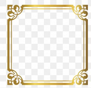 Taobao Label Decorative Patterns - Diploma Paper Picture Frames PNG
