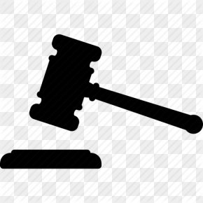 Gavel Free Icon - Gavel Judge Hammer PNG