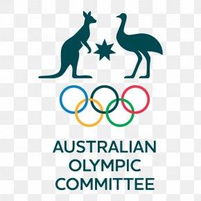 Australia - Olympic Games 2018 Winter Olympics 2016 Summer Olympics Australian Olympic Committee PNG