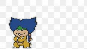 Colored Paper - Paper Mario: Color Splash Paper Mario: Sticker Star Bowser PNG