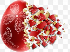 Easter Eggs Colors - Vector Graphics Easter Egg Stock Illustration PNG