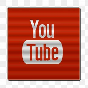 Label Logo - Youtube Icon PNG